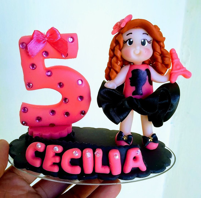 Personalizados em biscuit whats 79  *) - Foto 6