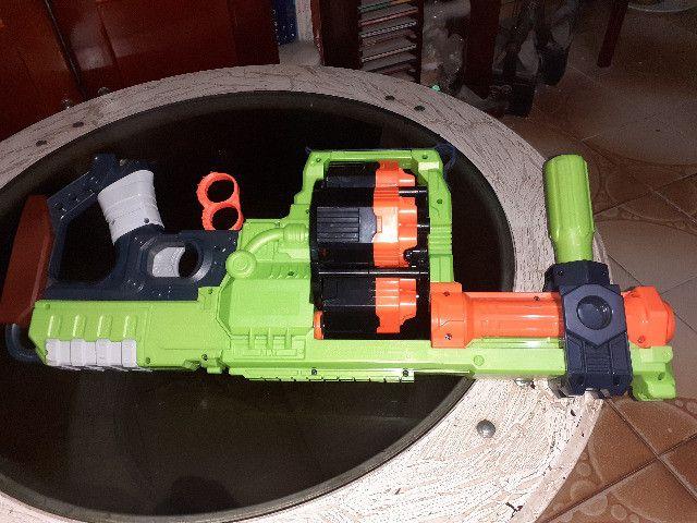 Nerf Doominator Zombie Strike - Foto 2