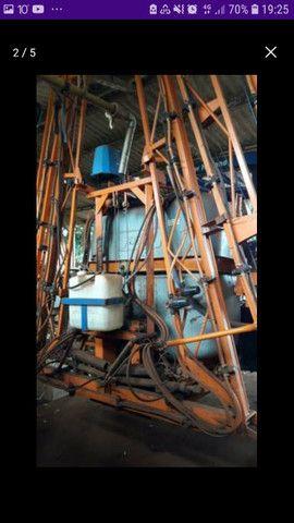 Vendo pulverizador jacto ano 2013 elétrico,27,000,00 mil - Foto 2