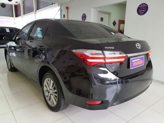 Toyota Corolla 2019 com garantia de fábrica, perícia cautelar aprovada e único dono - Foto 7