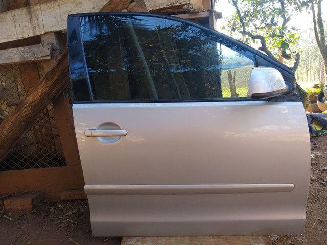 Portas e capo traseiro de polo hatch 2006 $ 700,00 TUDO - Foto 7