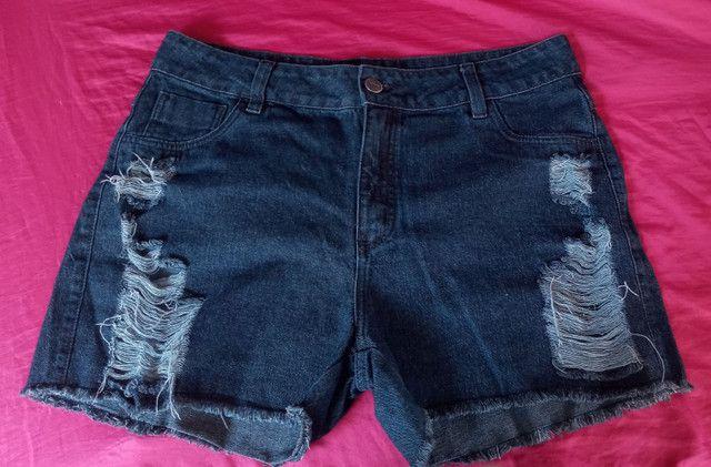 Shorts Jeans Plus Size Marguerite