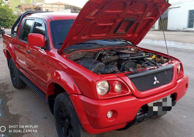 Vende se L200 Sport hpe diesel Automatica - Foto 2