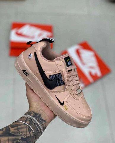 @ mandellashoes Tênis Nike Air Force Cano Curto Edição Limitada Promo 50% OFF ATÉ 12x - Foto 3