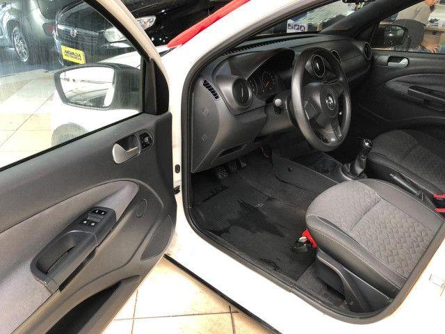 Volkswagen Novo Gol 2014 1.0 Flex Track Completo Branco (Estudo Troca e Financio) - Foto 7