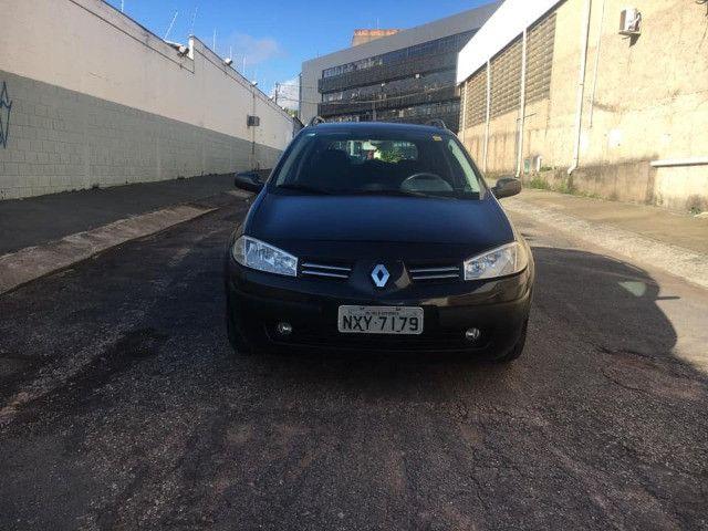 Renault Megane Grand Tour Dynam. Hi-Flex 1.6 16V