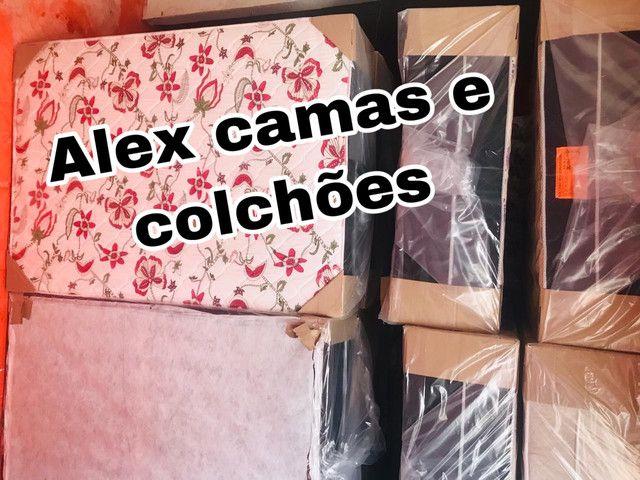 Alexxxx camas e colchões