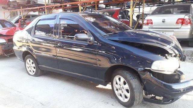 Fiat Siena 2005 1.0 16v vendido em peças
