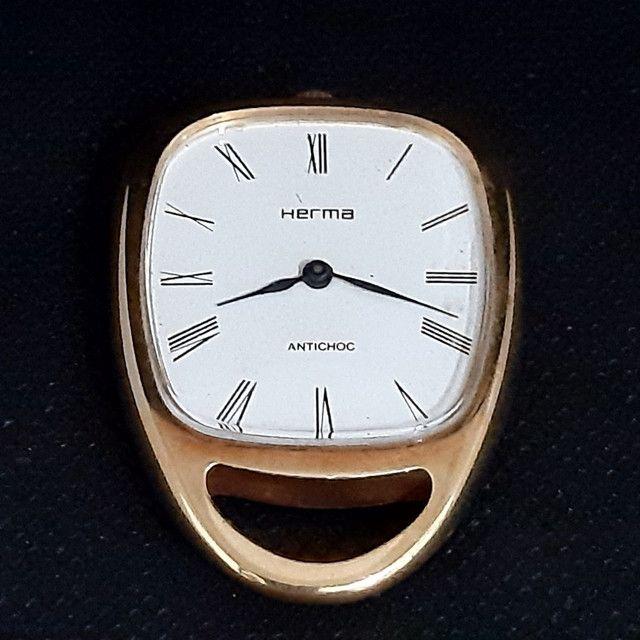 Relógio de bolso  Pendante Herma