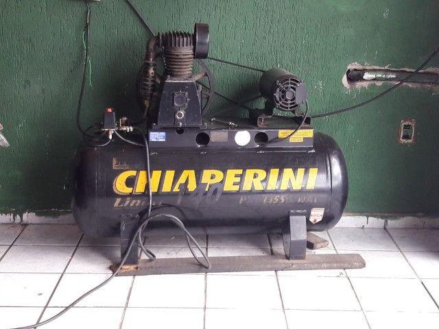 Compressor chaperine 20 pés