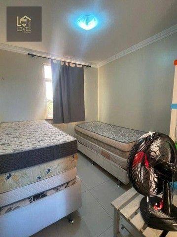 Apartamento com 2 dormitórios à venda, 60 m² por R$ 159.000,00 - Prainha - Aquiraz/CE - Foto 9