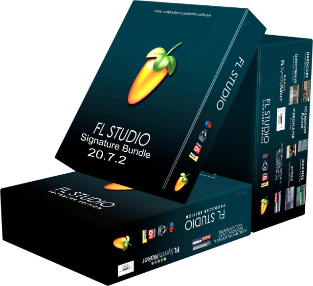 FL studio 20 com plugin flex