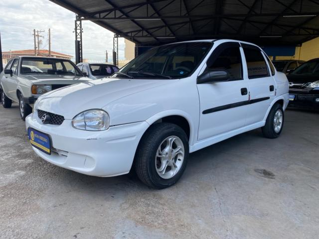 Chevrolet GM Corsa Super 1.0 Branco - Foto 3