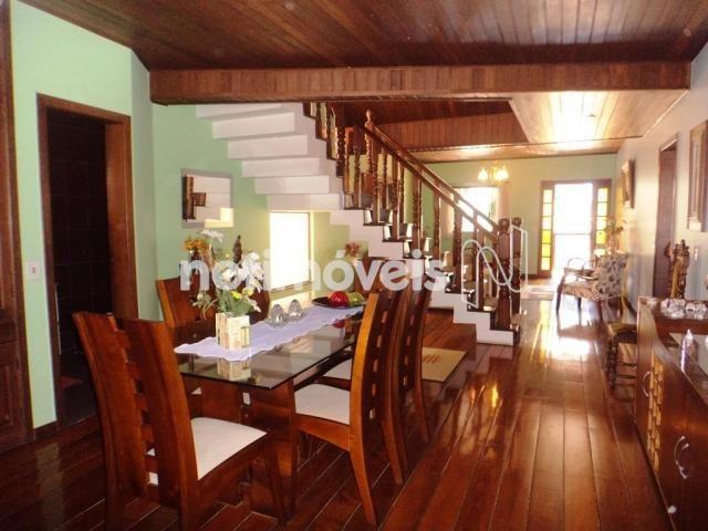 Casa à venda com 5 dormitórios em Santa rosa, Belo horizonte cod:485720 - Foto 2