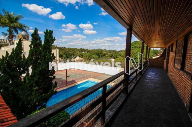 Casa à venda com 4 dormitórios em Pampulha, Belo horizonte cod:758622