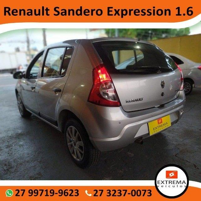 Renault Sandero Expression 1.6 - Foto 6