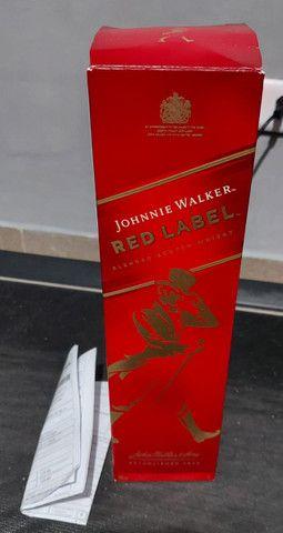 Whisky Johnnie Walker Red Label 1L - Foto 2
