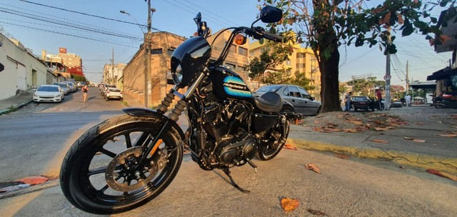Harley Davidson Sportster XL 1200 2019 com 6000km - Foto 11