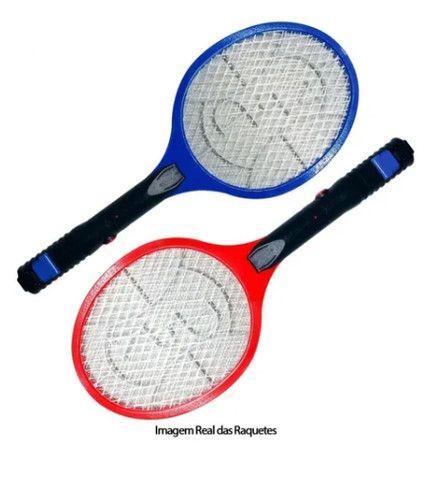 Raquete eletrica mata mosquito - Foto 3