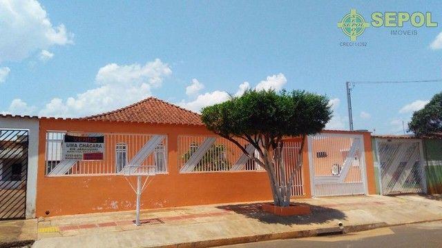 Casa com 3 dormitórios à venda, 178 m² por R$ 285.000,00 - Vila São Jorge da Lagoa - Campo