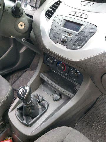 Ford Ká prata semi novo completo - Foto 8