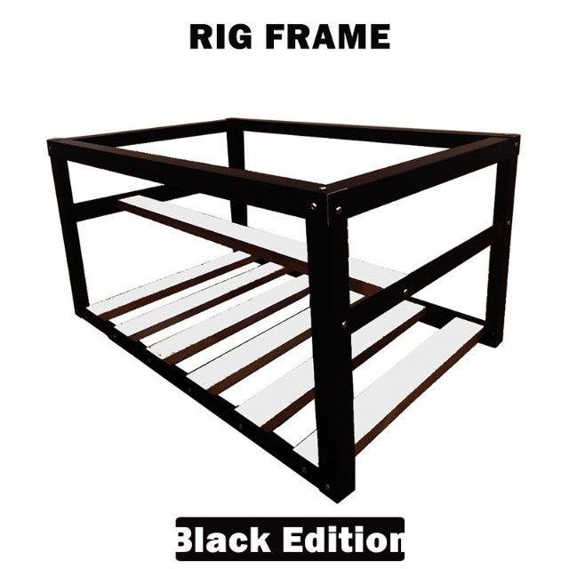 Suporte de Mineração Rig Frame diversos tamanhos. - Foto 6