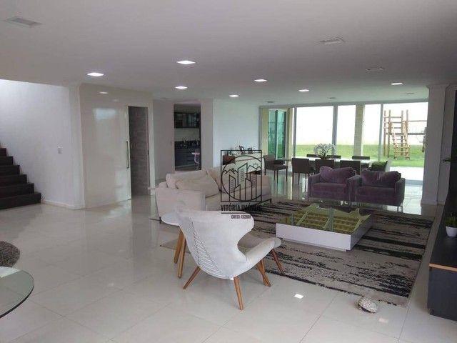 Masão com 5 dormitórios à venda por R$ 2.700.000 - Porto das Dunas - Aquiraz/CE - Foto 4