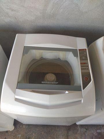 Vende-se máquina lavar roupa Brastemp 10 kg - Foto 2