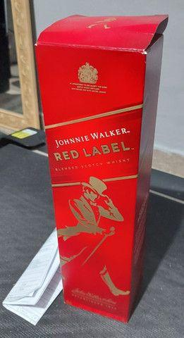 Whisky Johnnie Walker Red Label 1L - Foto 3