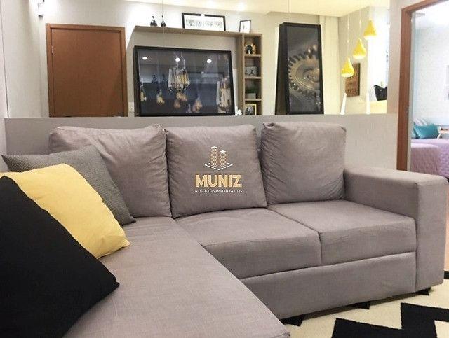 K Residencial Pontal da Enseada, Olinda, Fragoso, Apartamento 2 Quartos com Lazer! - Foto 18