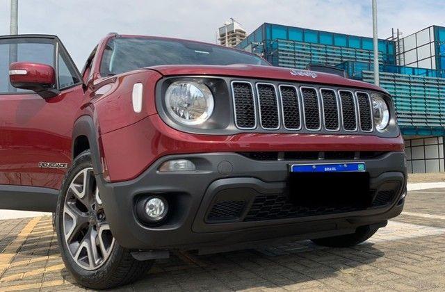 Jeep Renegade Longitude 1.8  19/19 com 34.000 km