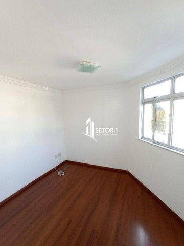 Apartamento com 3 quartos para alugar, 101 m² por R$ 1.100/mês - Mundo Novo - Juiz de Fora - Foto 13