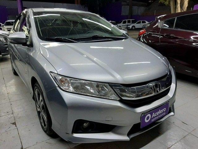 City Sedan Ex 1.5 Flex 16v 4P Automático. - Foto 3