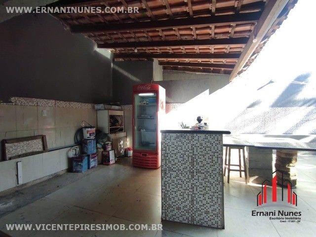 Casa 4 Qtos 3 Stes, 2 Pavimentos em Arniqueiras - Ernani Nunes - Foto 10