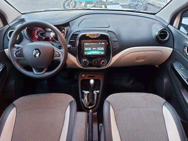 Renault Captur 2.0 Hi-Flex Intense Aut. 2018 - Foto 8