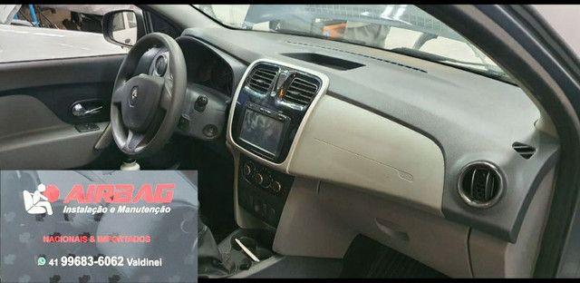 Kit Airbag Renault Logan  - Foto 2