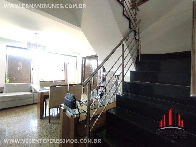 Casa 4 Qtos 3 Stes, 2 Pavimentos em Arniqueiras - Ernani Nunes - Foto 5