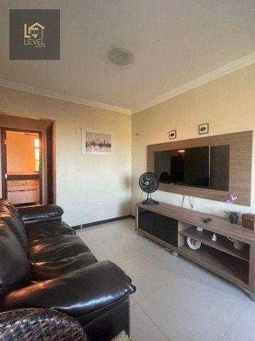 Apartamento com 2 dormitórios à venda, 60 m² por R$ 159.000,00 - Prainha - Aquiraz/CE - Foto 3