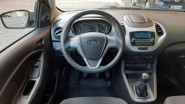 2. Ford KA + Sedan SE C 1.0 - Oportunidade - Foto 8