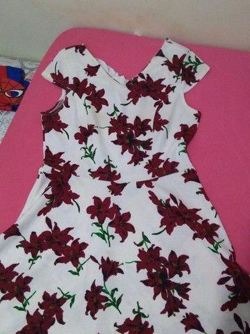 Vestido florido - Foto 3