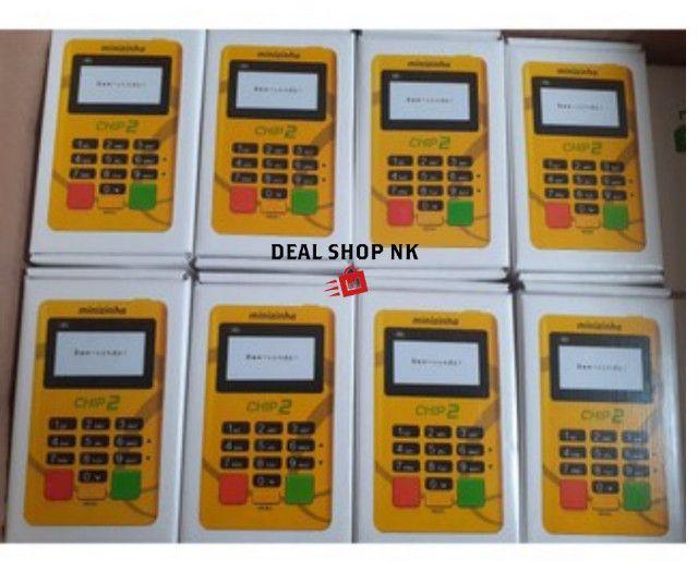 Máquina de Cartão - Minizinha Chip 2 - Foto 6