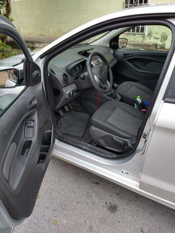 Ford Ká prata semi novo completo - Foto 13