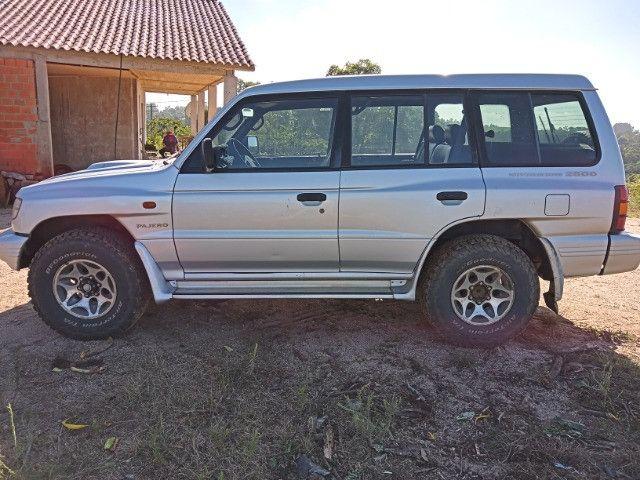 Pajero Full GLS-B 1999 2.8 4x4 Turbo Intercooler - Foto 4
