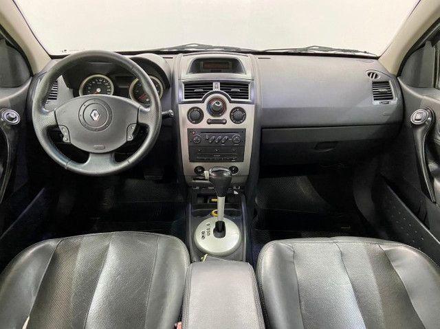 Renault Megane 2.0 Dynamique Automático 2008/2008 - Foto 6