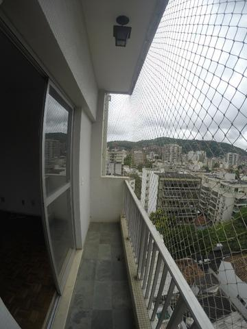 2 quartos Grajau, próximo Praça Verdun - Foto 2