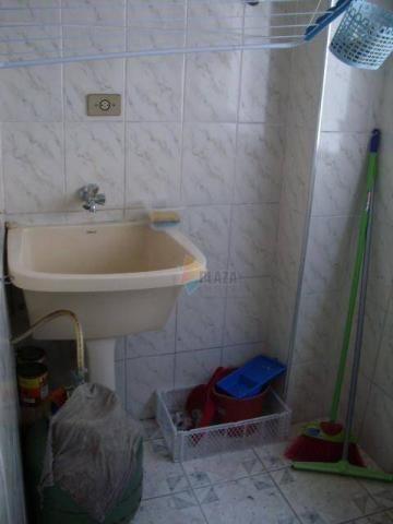 Apartamento para alugar, 90 m² por R$ 1.700,00/mês - Canto do Forte - Praia Grande/SP - Foto 8