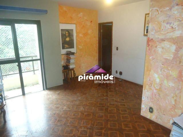 Apartamento com 3 dormitórios à venda, 82 m² por r$ 310.000,00 - jardim das indústrias - s