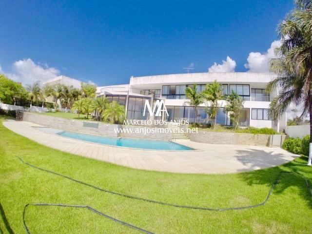 Mansão em Ocean View, Condomínio de Luxo em Jacarecica, Maceió - AL