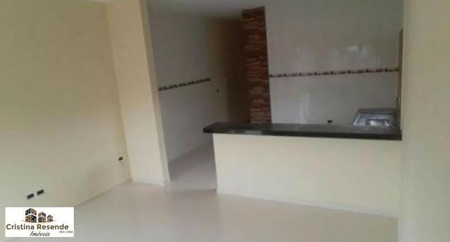 Vende-se casa com escritura definitiva e com 2 dormitórios !!!!! - Foto 2
