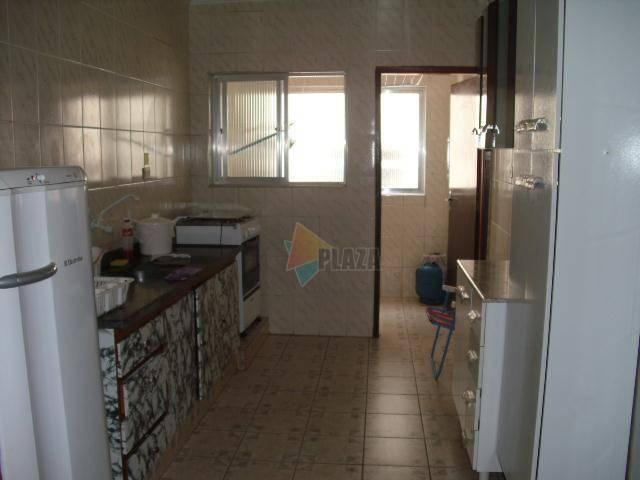Apartamento para alugar, 90 m² por R$ 1.700,00/mês - Canto do Forte - Praia Grande/SP - Foto 6